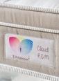Hibboux Cloud R.E.M. Pocket Yaylı Yatak 90x190 Cm Beyaz